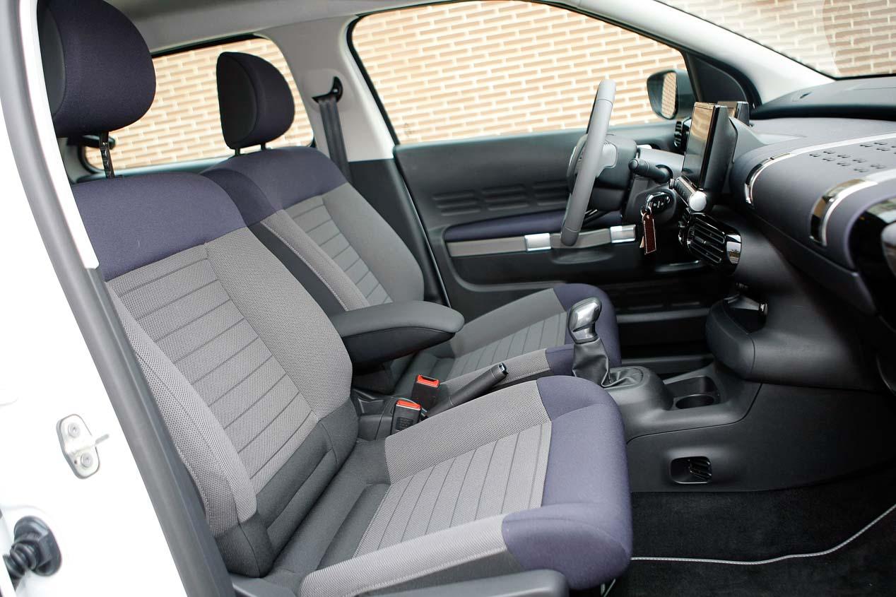 Citroën C4 Cactus 1.2 PureTech 110, el más potente y refinado de la gama