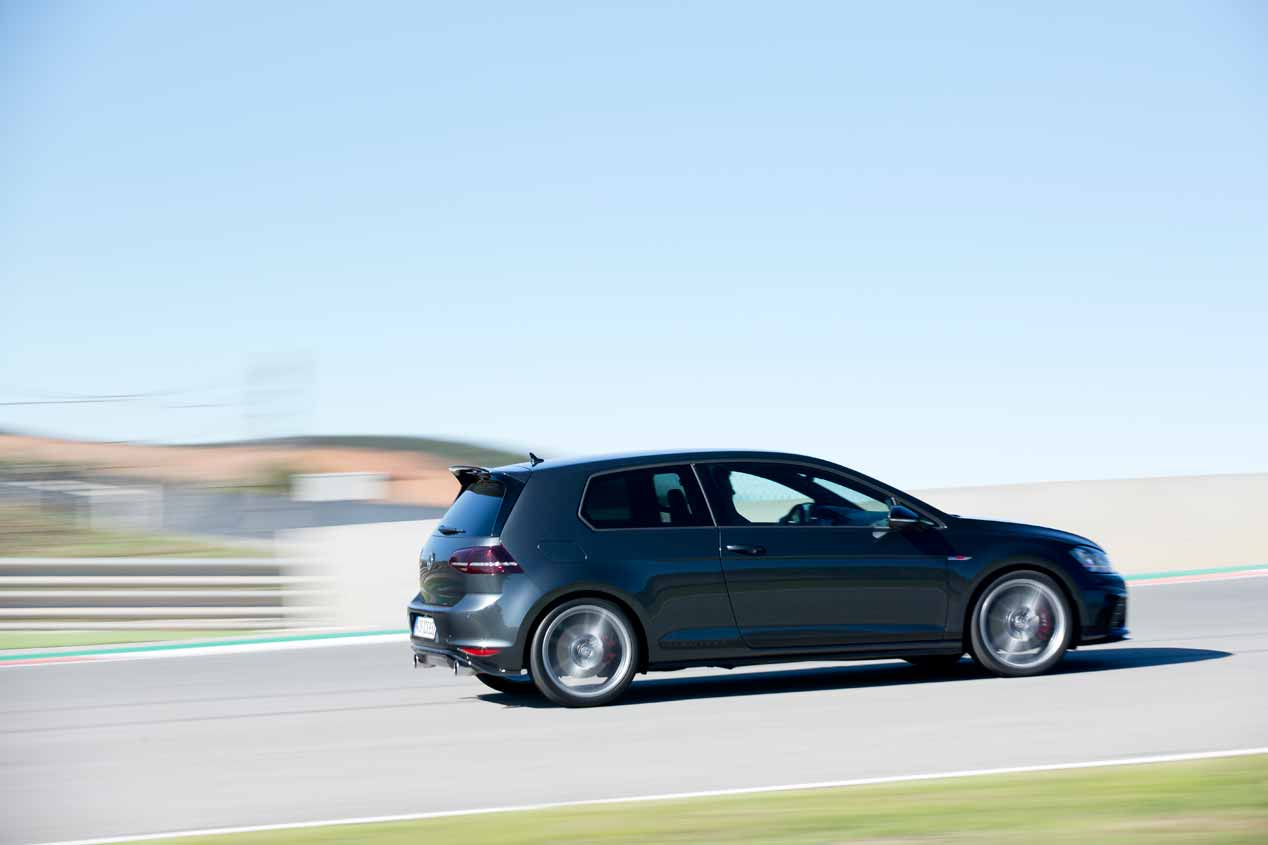 Volkswagen Golf GTI Clubsport, ya a la venta