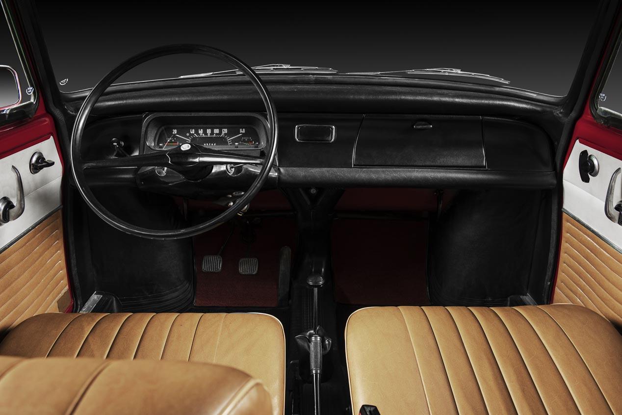 Skoda 1000MBX, el coupé de Skoda cumple 50 años