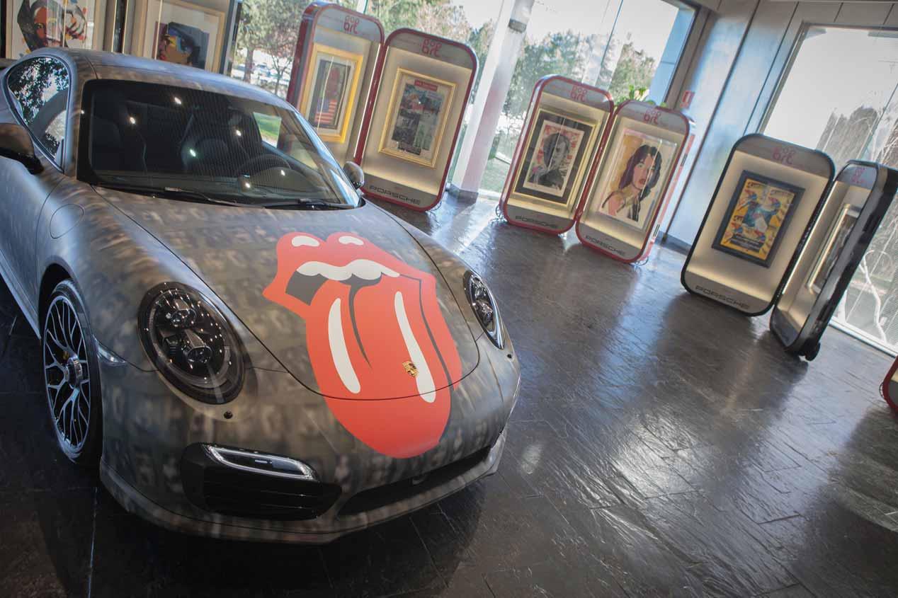 Exposición Porsche Pop Art Andy Warhol