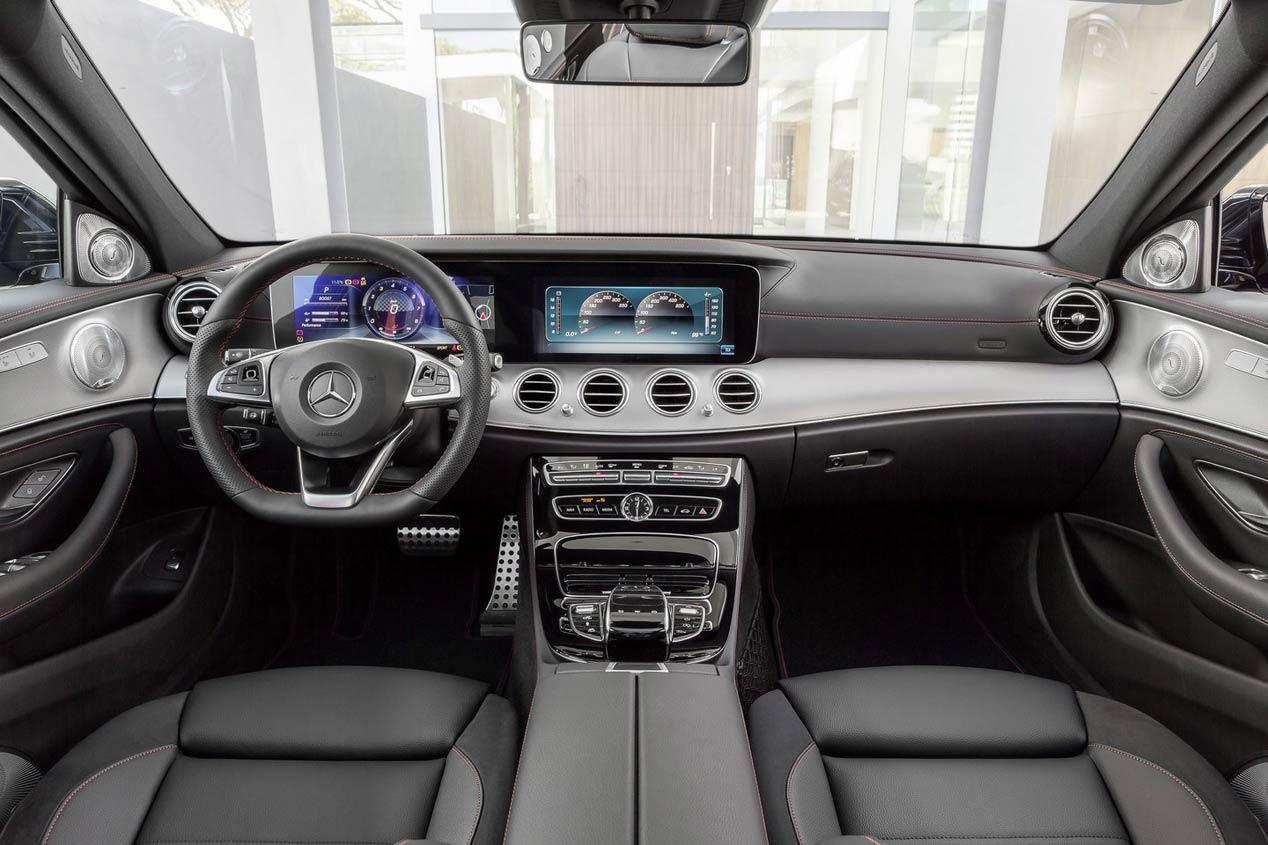 Mercedes E43 AMG 4Matic, ahora con 401 CV