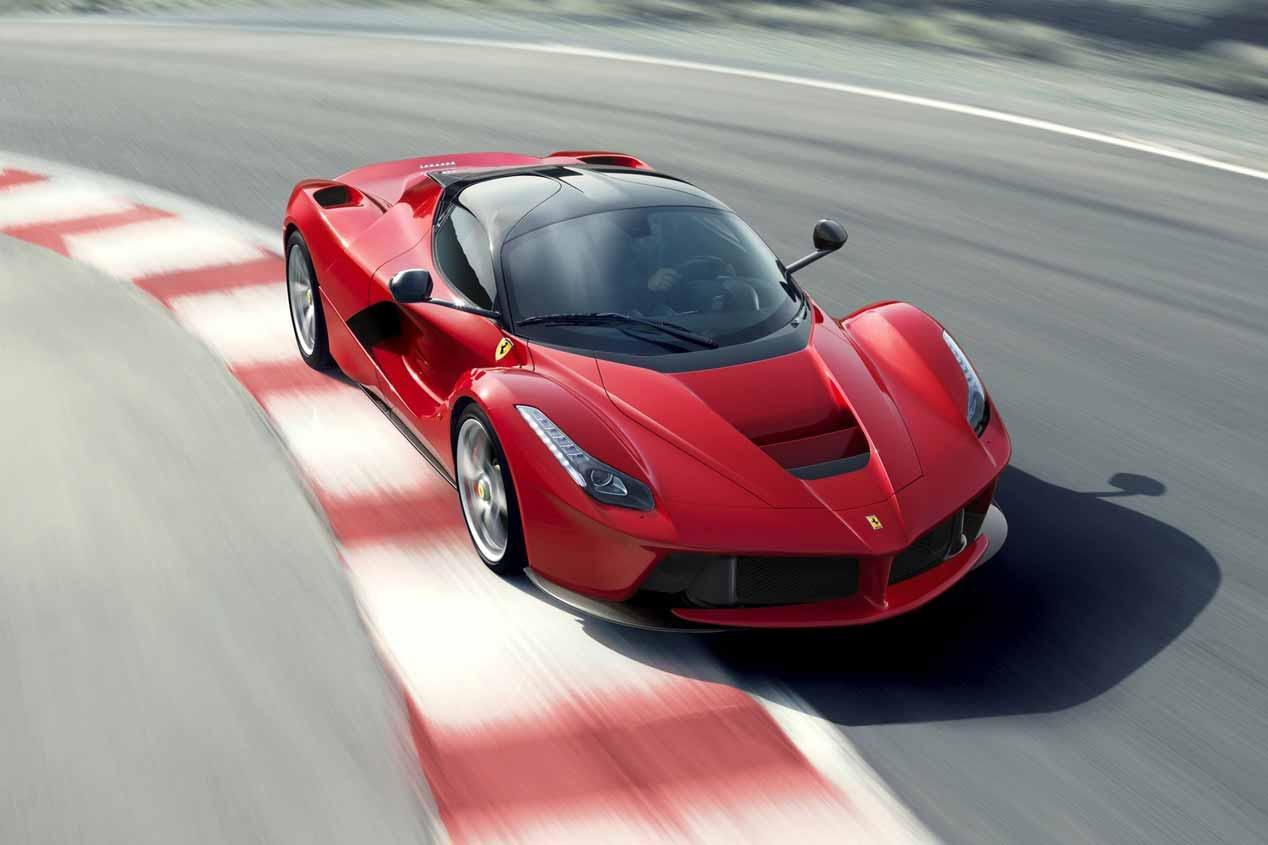 Los 10 coches más caros y exclusivos del momento