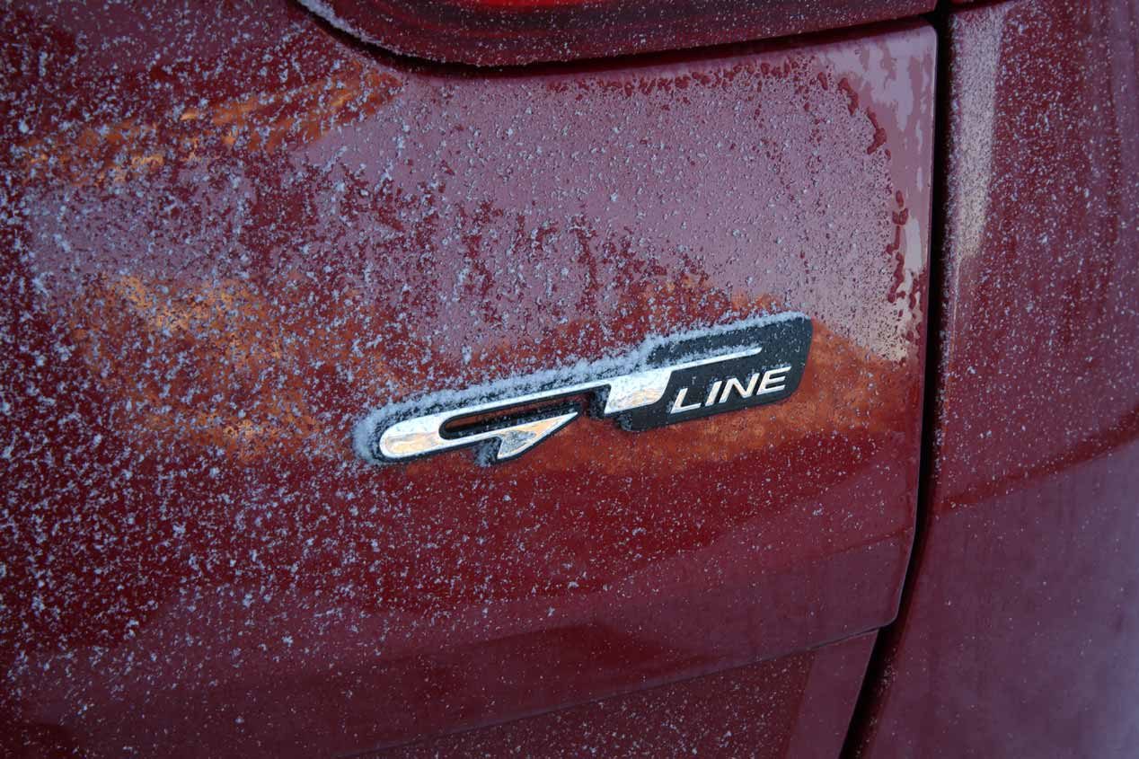 Kia Sportage 2.0 CRDI 185 CV 4x4, a prueba