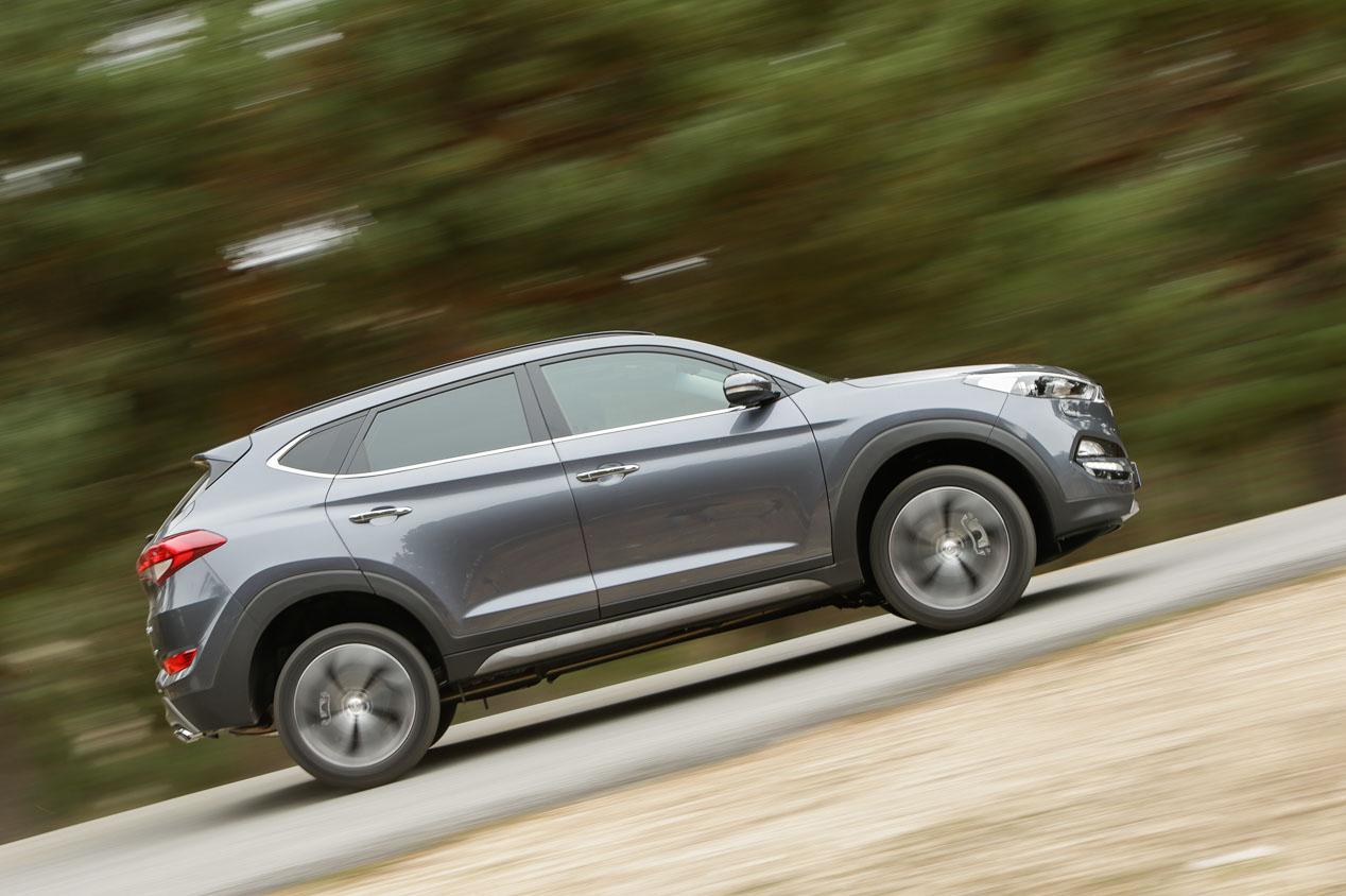 Hyundai Tucson 2.0 CRDi 136 CV 4x2: primeras impresiones