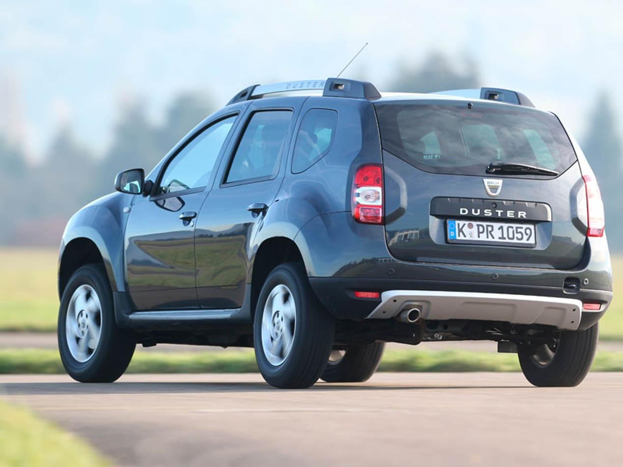 Dacia Duster 2016, ¿Cómo será en 2017?