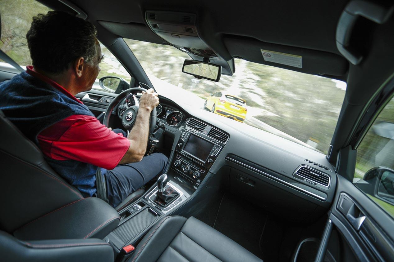 Comparativa: Ford Focus ST vs Volkswagen Golf GTI Performance