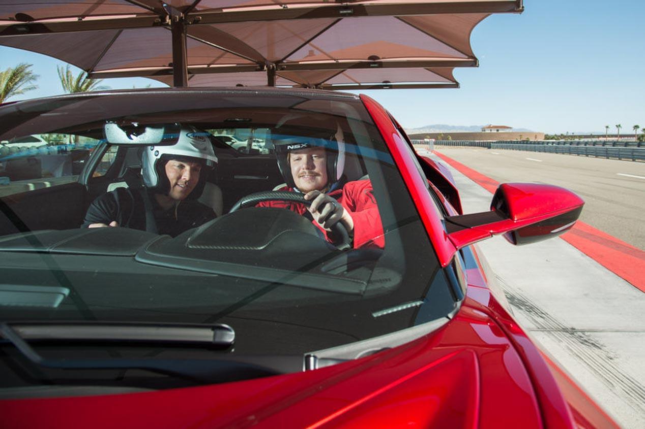 Honda NSX, el tecno deportivo japonés hecho en EE.UU.