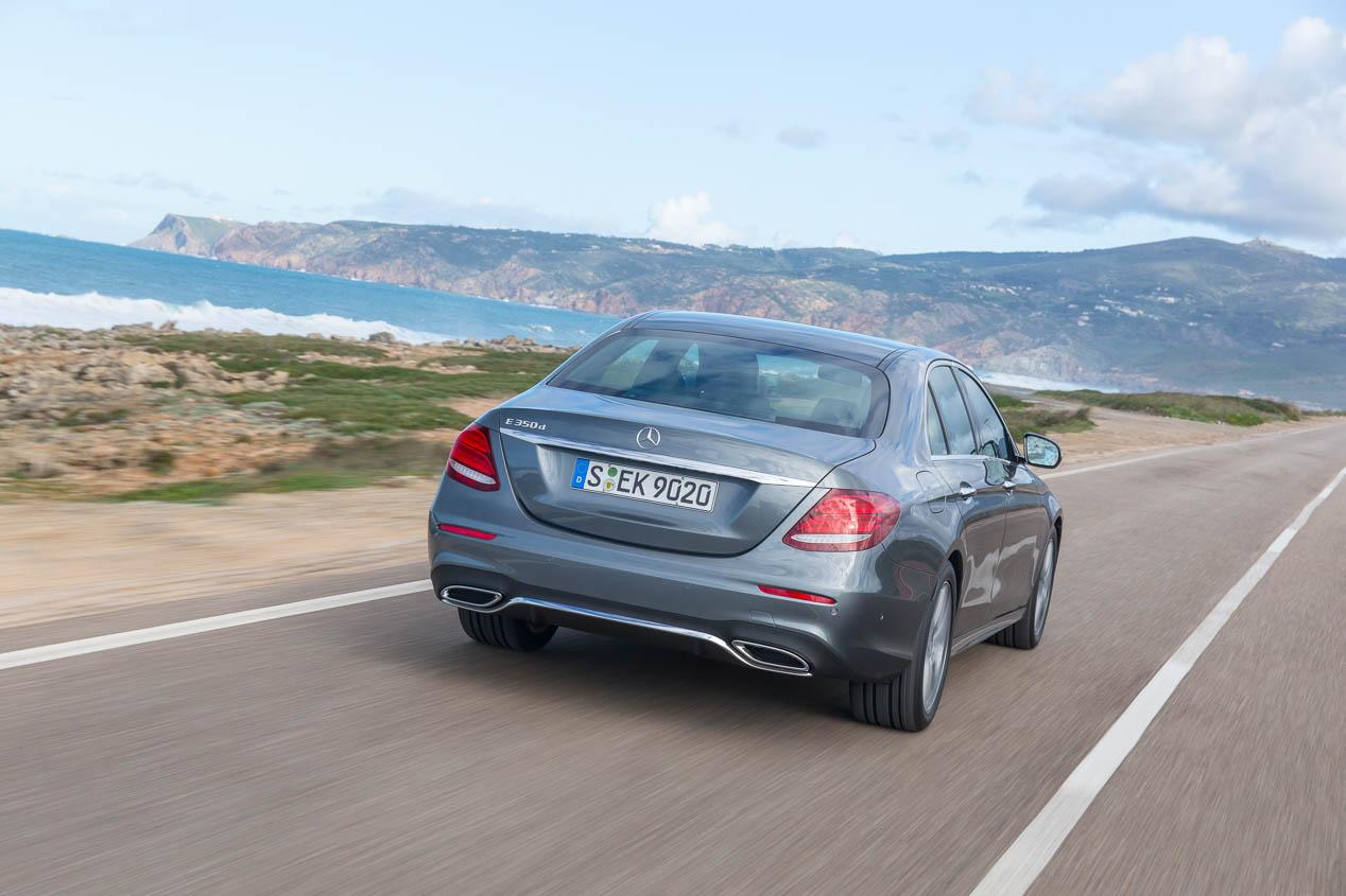 Mercedes Clase E: la conducción autónoma total más cerca