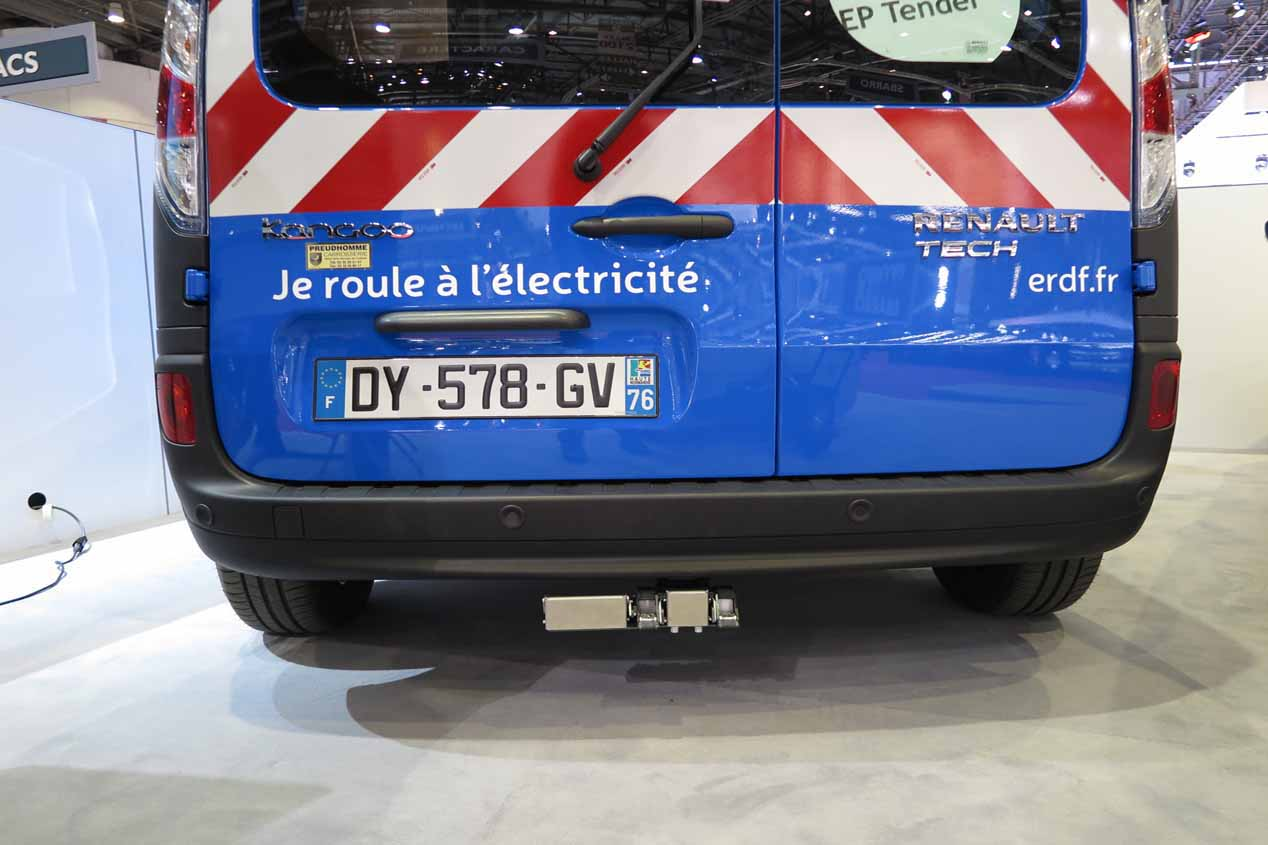 EP Tender: autonomía extendida eléctrica en remolque