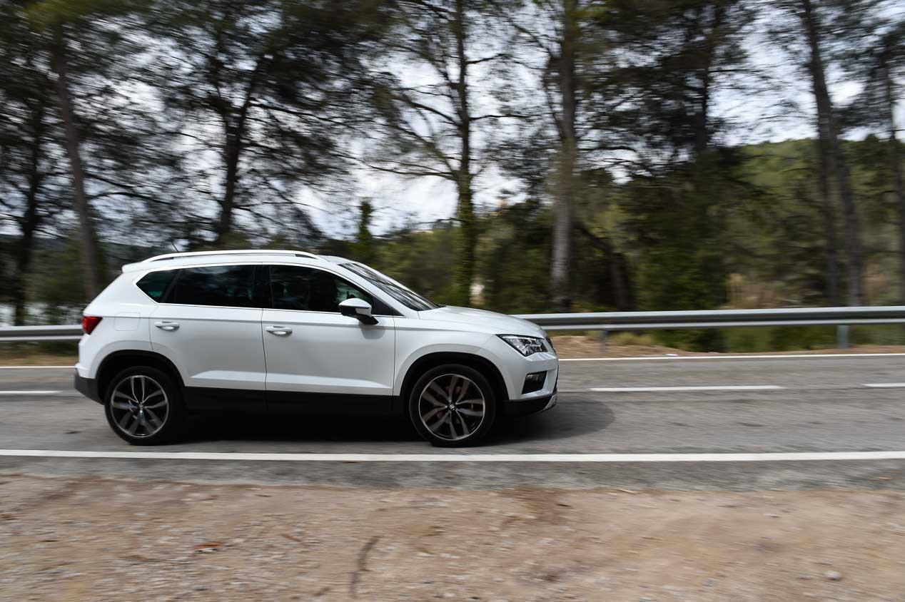 Seat Ateca, conducimos el primer SUV de Seat