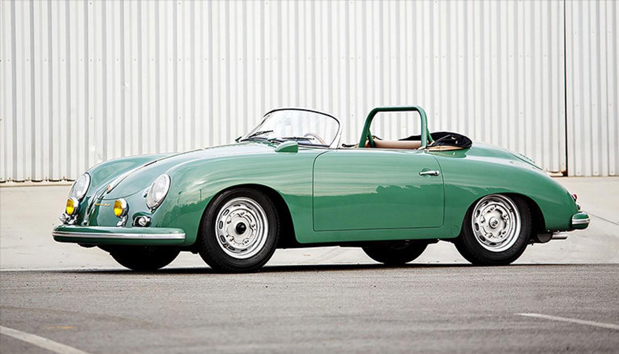 Colección Porsche de Jerry Seinfeld