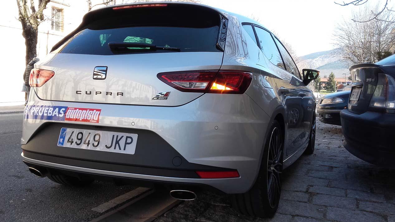 Seat León Cupra 290 CV, sus primeras impresiones