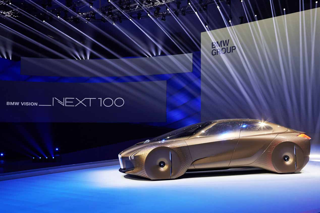 BMW i8 Roadster y futuros BMW