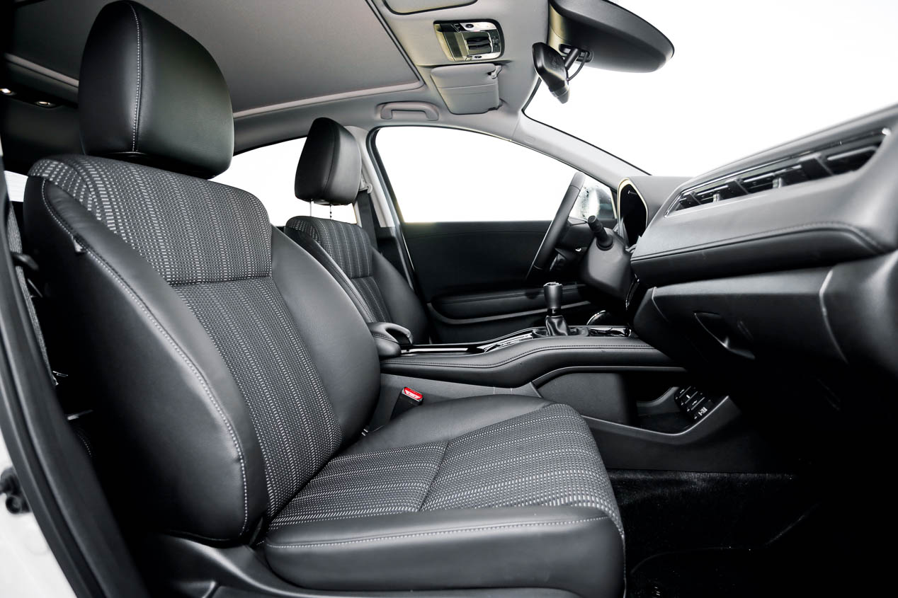 Honda HR-V 1.6 i-DTEC & Skoda Yeti 2.0 TDI 4x4: grandes SUV urbanos