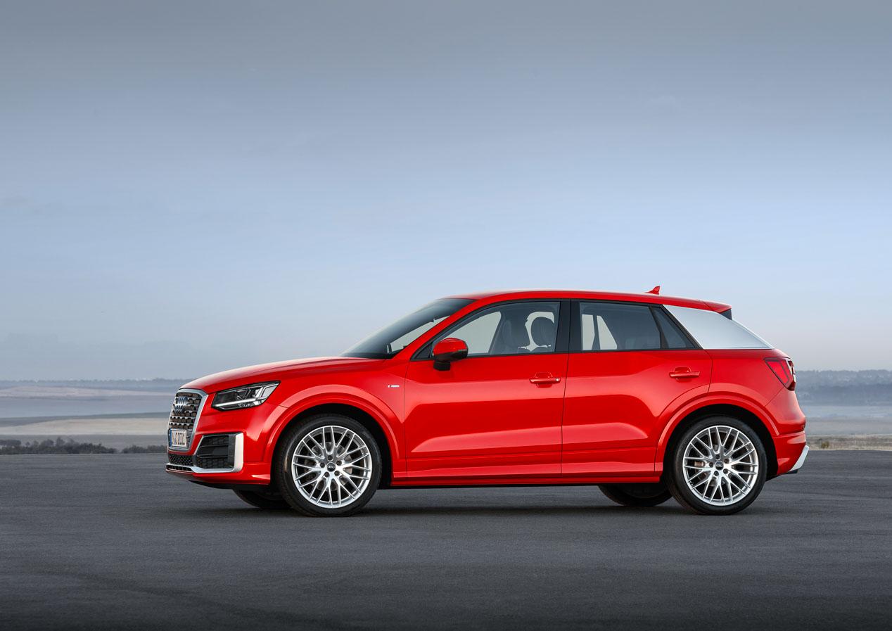 Del Q2 al Q9, todos los SUV de Audi