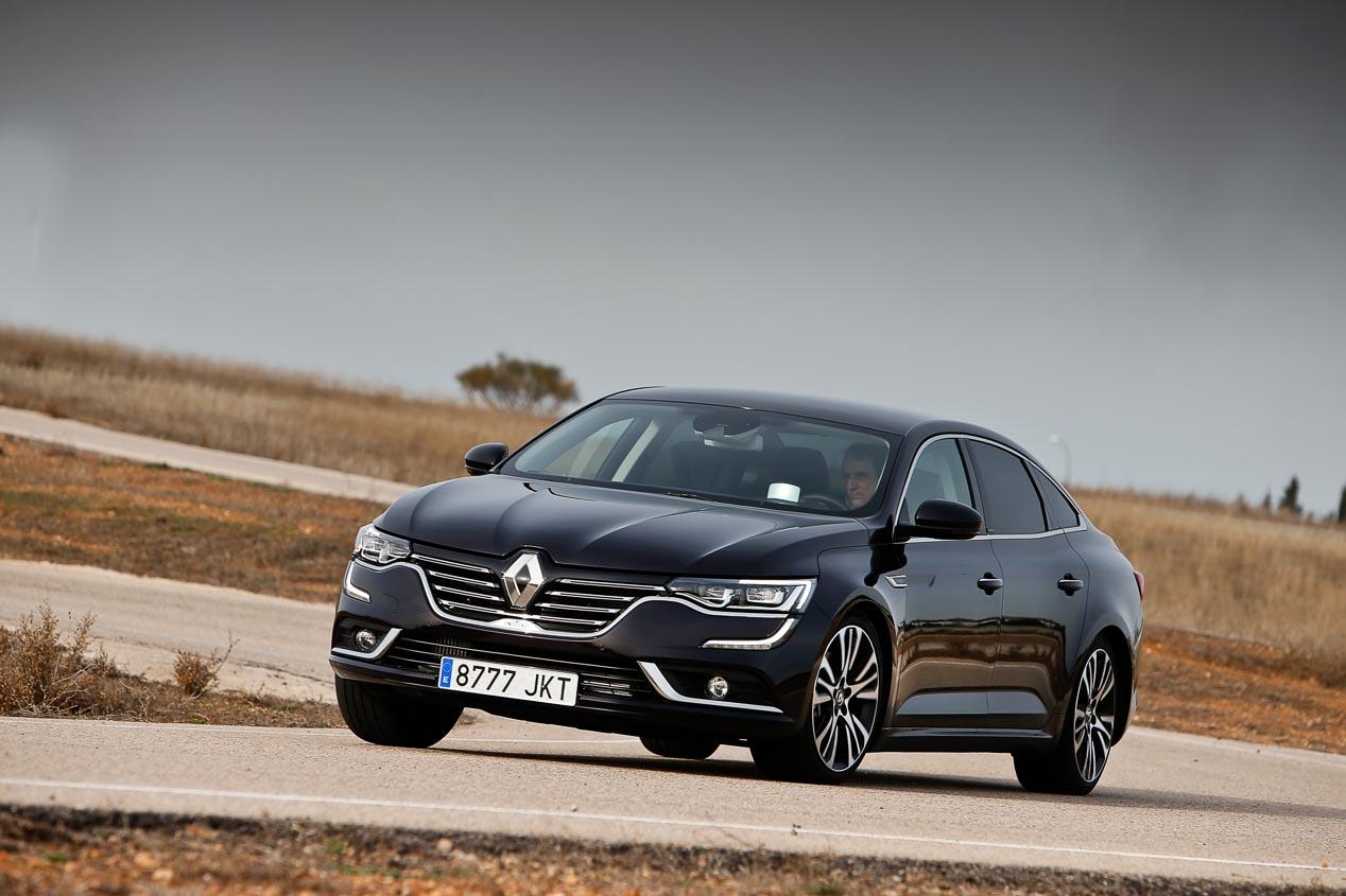 Renault Talisman, Ford Mondeo, Mazda6, Skoda Superb y VW Passat en comparativa