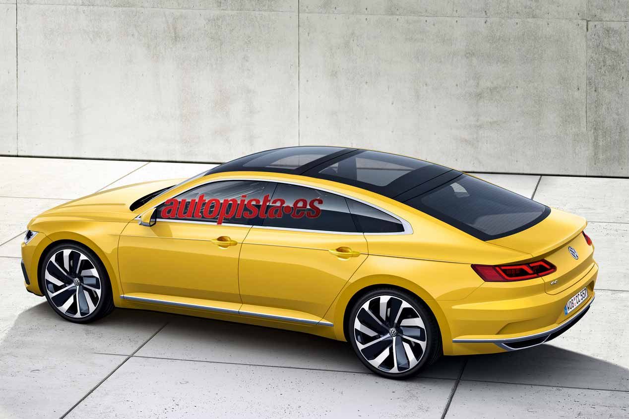 Nuevo Volkswagen Cc Lujo Y Tecnolog 237 A Para 2018