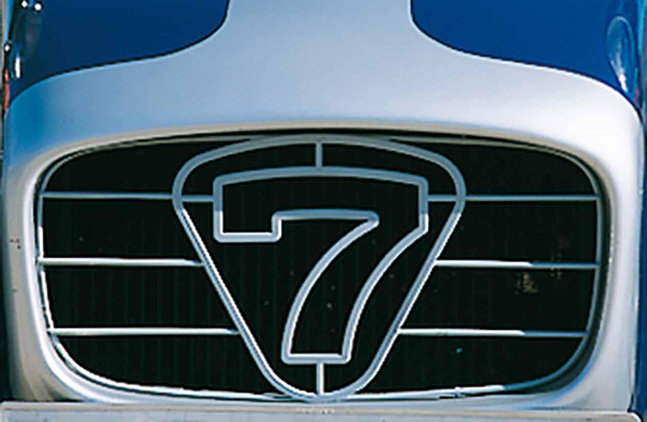 Caterham Super Seven, a prueba