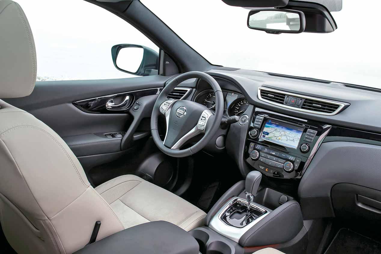 En busca del mejor Nissan Qashqai