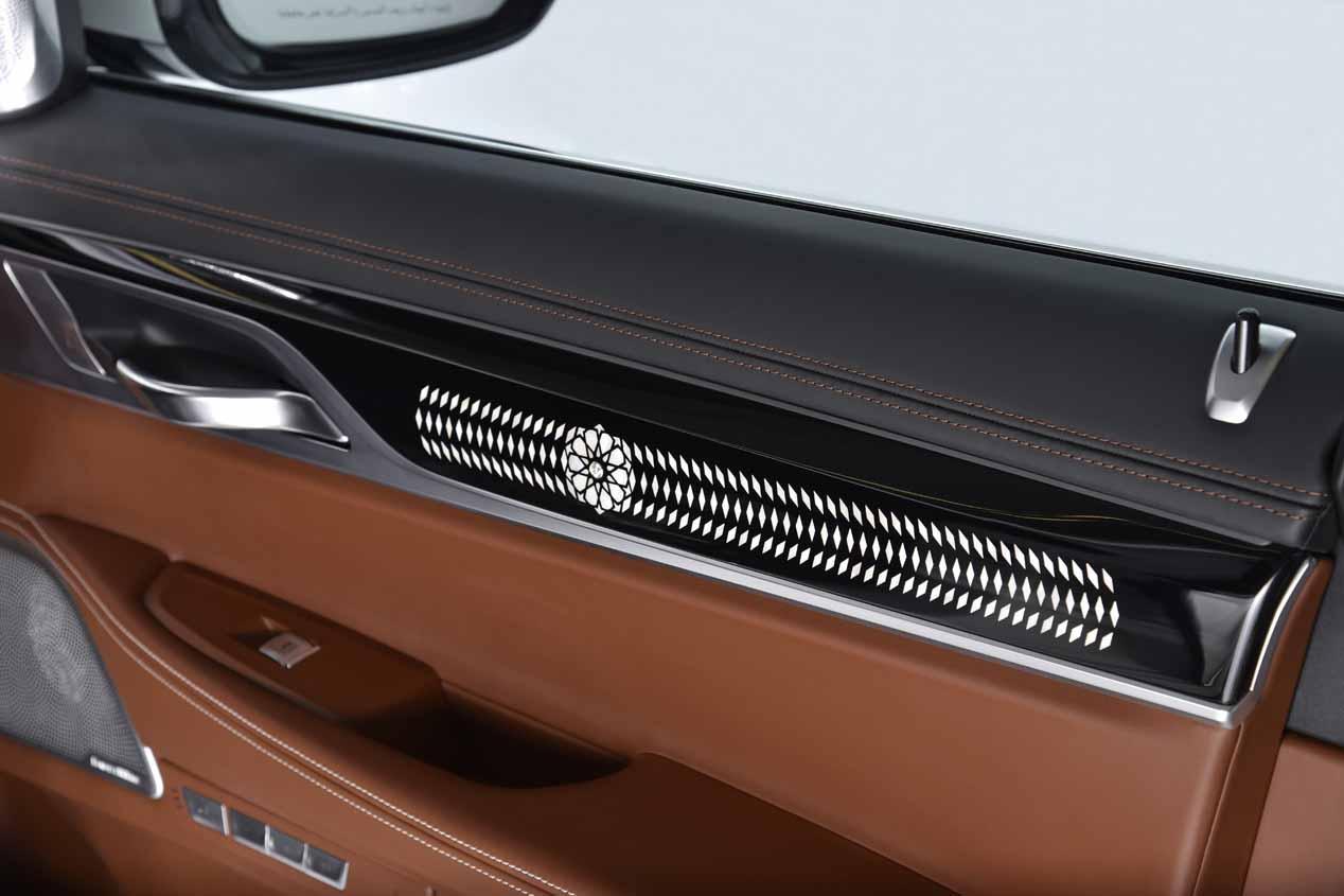 BMW Serie 7 Solitaire, lujo total con BMW Individual