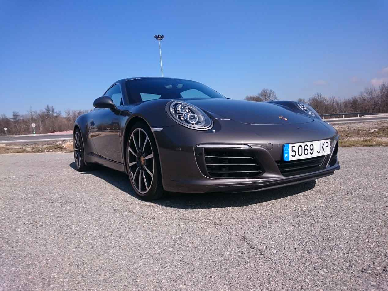 Porsche 911 Carrera S Coupé PDK: primeras impresiones