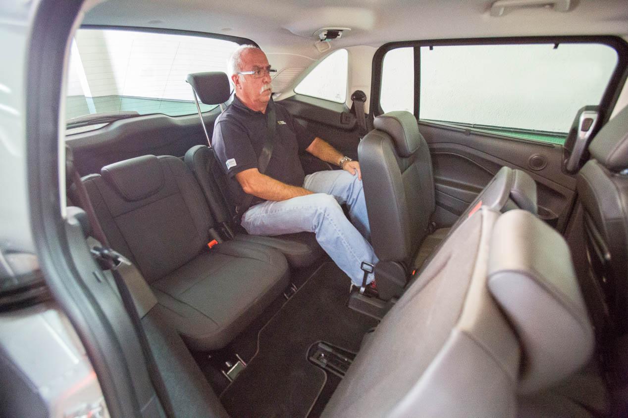 Ford Grand C-Max y Opel Zafira Tourer: familiares de 7 plazas