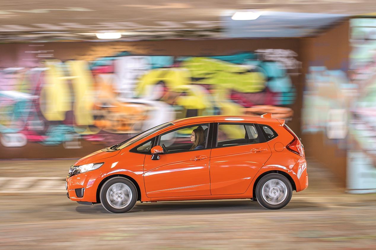 VW Polo, Skoda Fabia Combi, Honda Jazz y Kia Venga, ¿qué coche pequeño elegir?