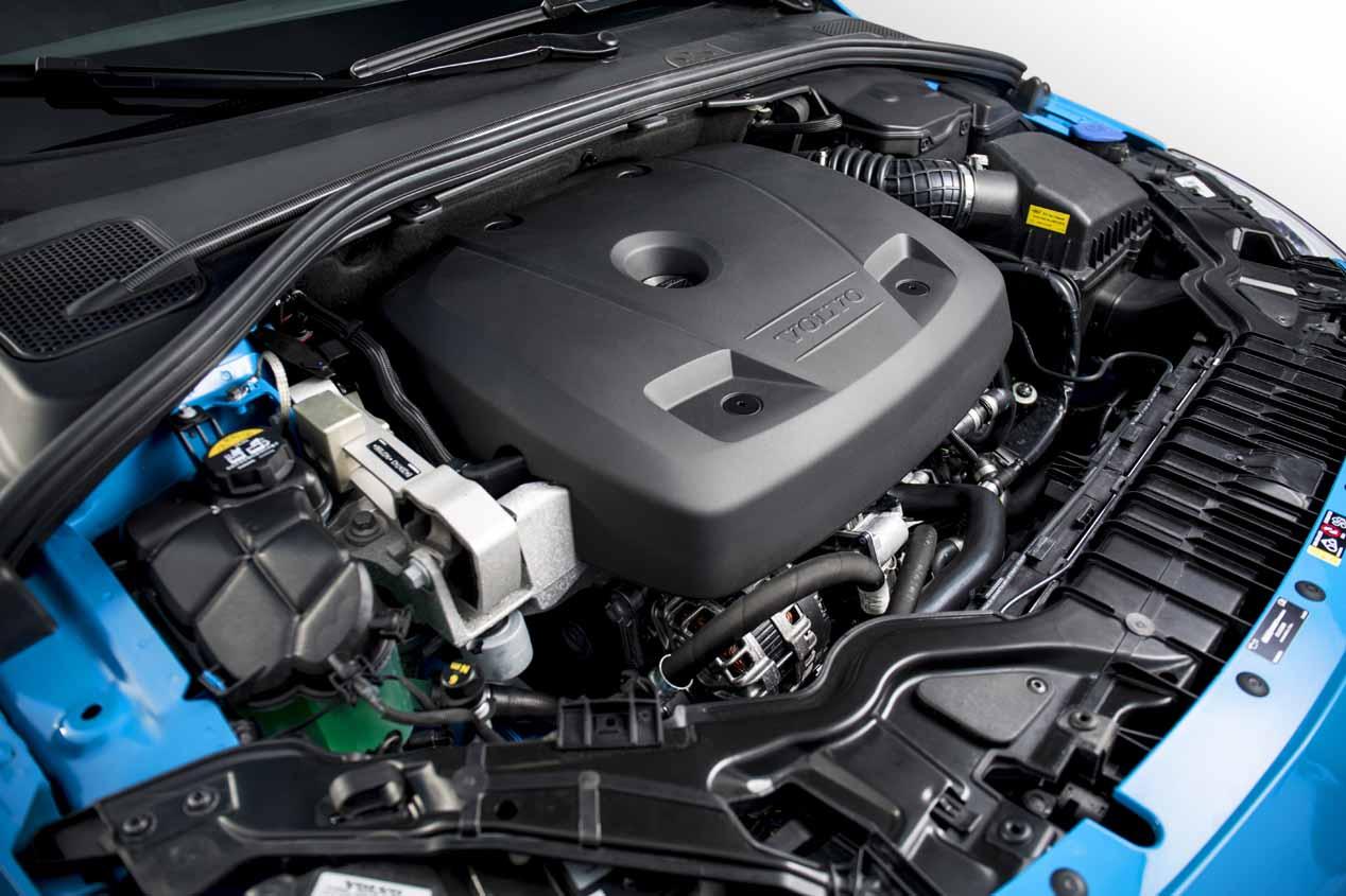 Volvo S60 y V60 Polestar, los más deportivos y vibrantes