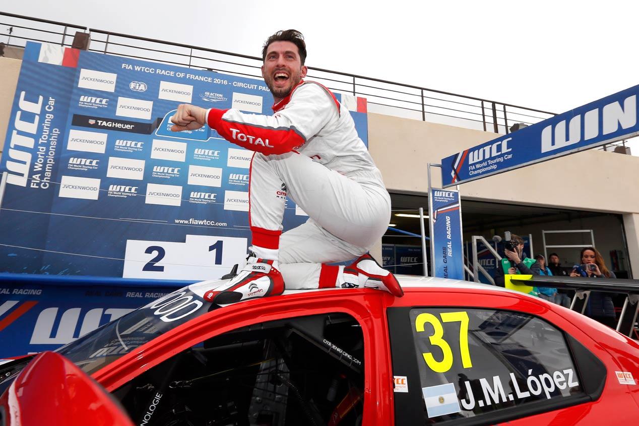 De carreras: Mundial de Turismos, Fórmula E y más (4 de abril)