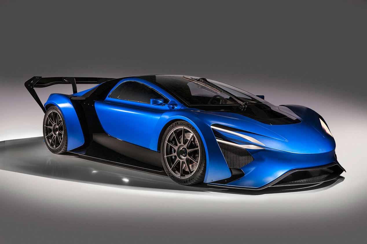Techrulles fabricará en Europa sus coches eléctricos de turbina