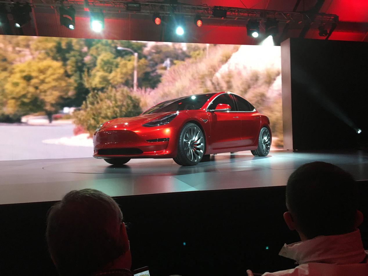 Tesla: toda su gama de coches eléctricos