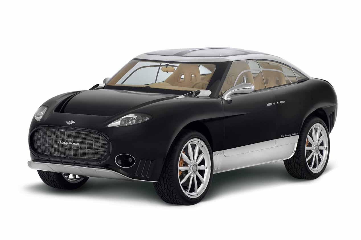Spyker D12, ¿será así finalmente este nuevo SUV?