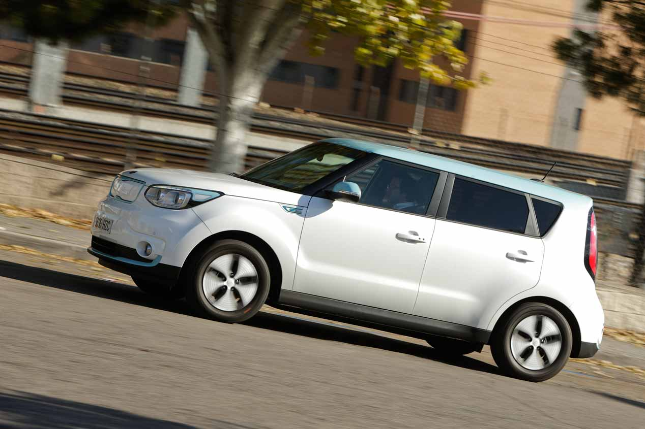 La venta de coches eléctricos sigue subiendo en España