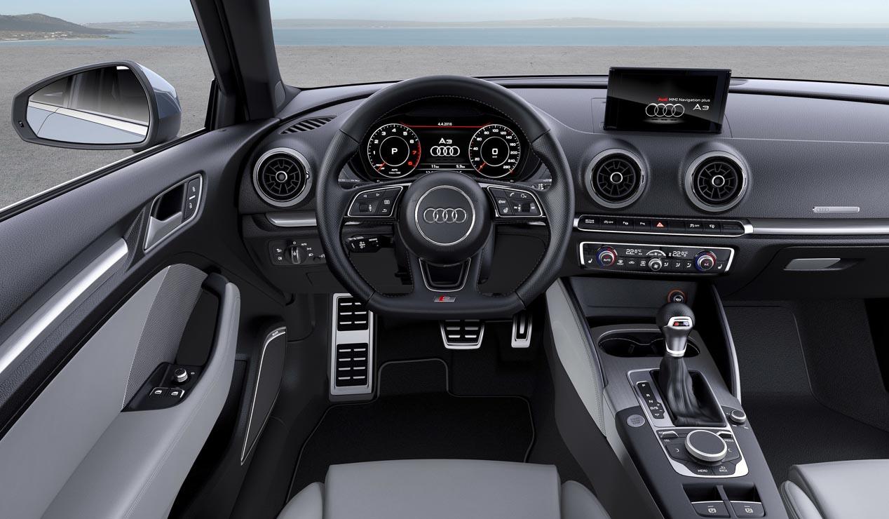 Audi A3 2016: más tecnología y motores (fotos)
