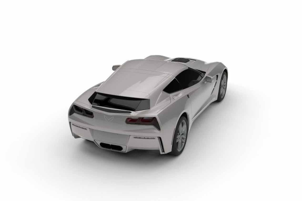Chevrolet Corvette Callaway AeroWagen