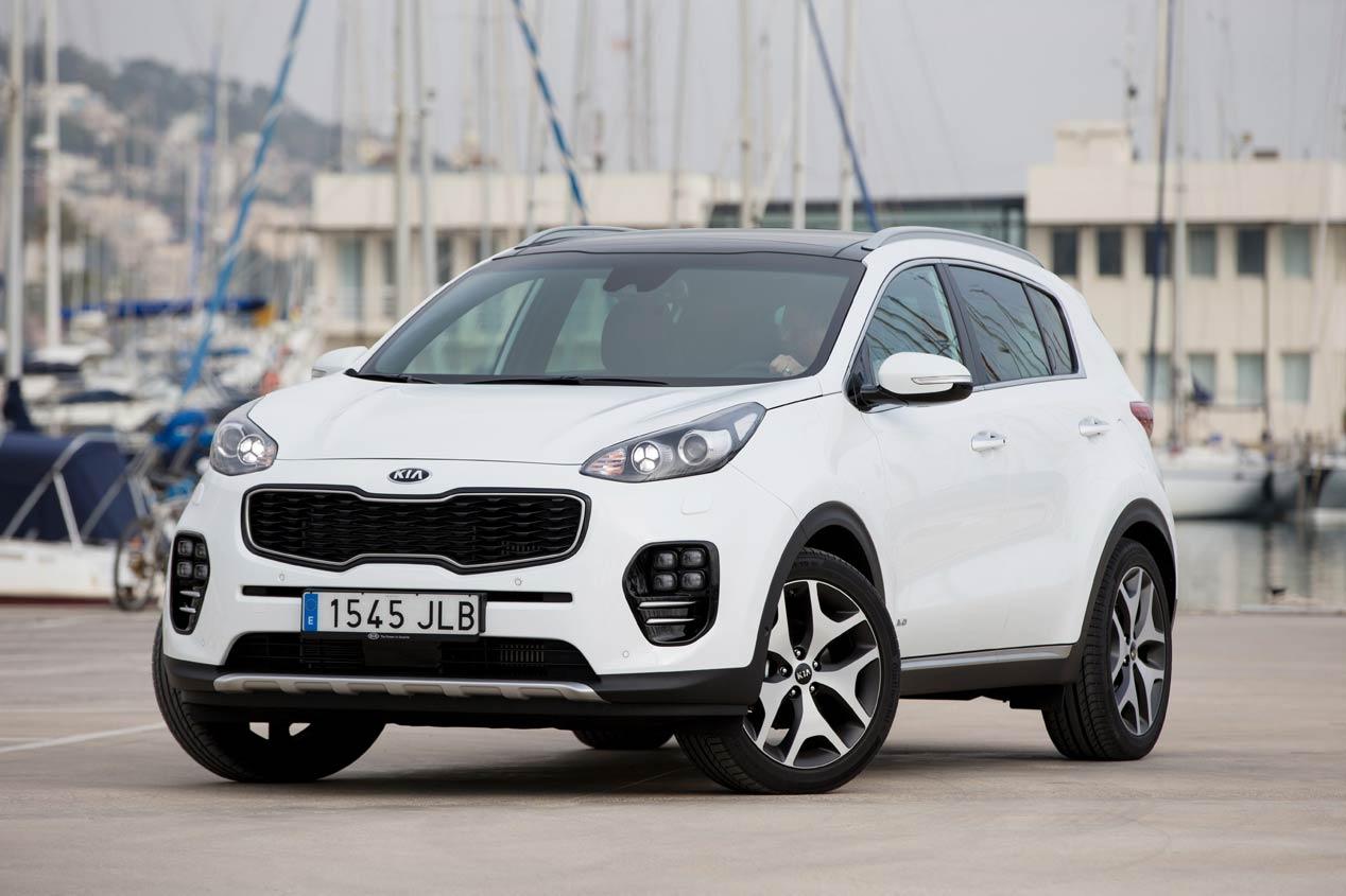 Los mejores SUV por debajo de 20.000 euros