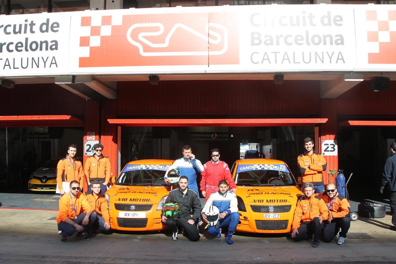 CER y GT 2016: Barcelona
