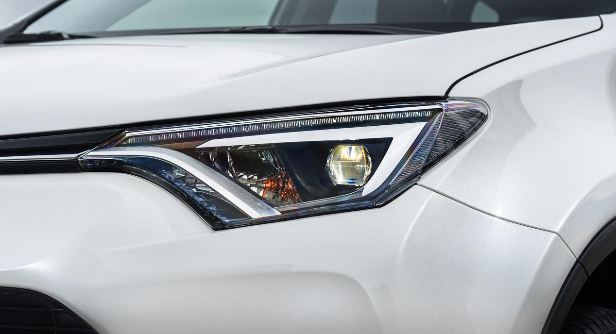 Toyota RAV4 hybrid: primeras impresiones