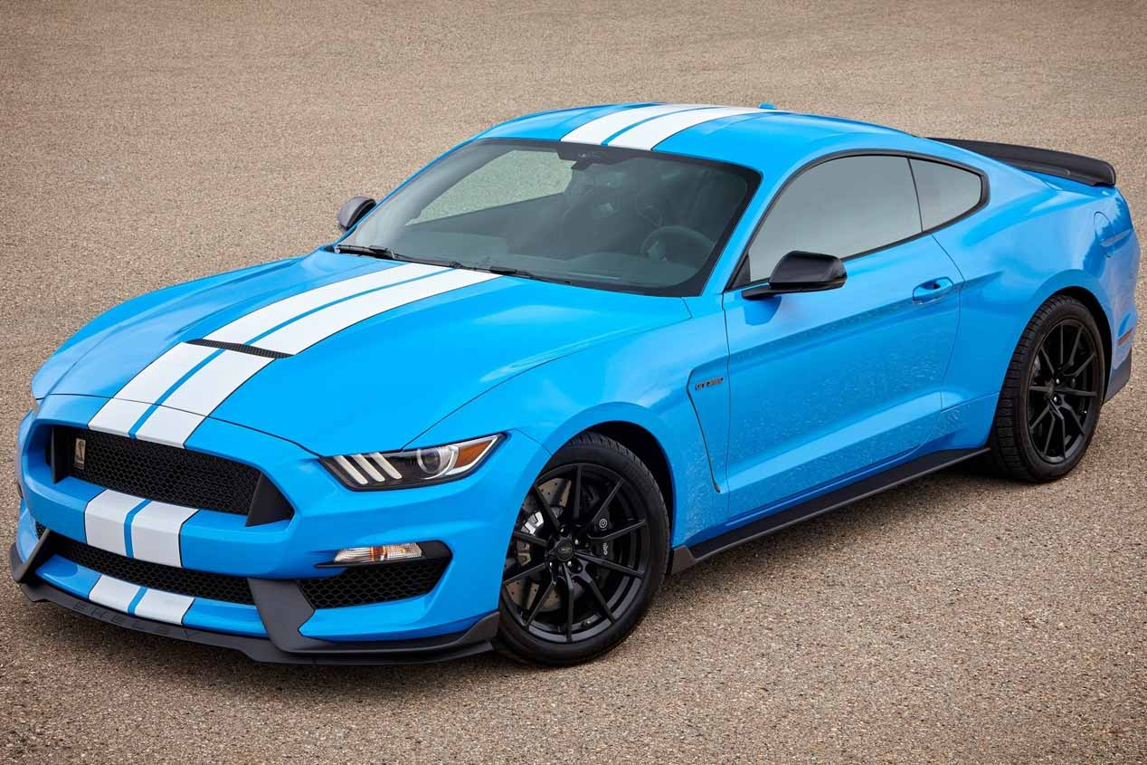 Ford Mustang Shelby GT350 2017, sus mejores imágenes