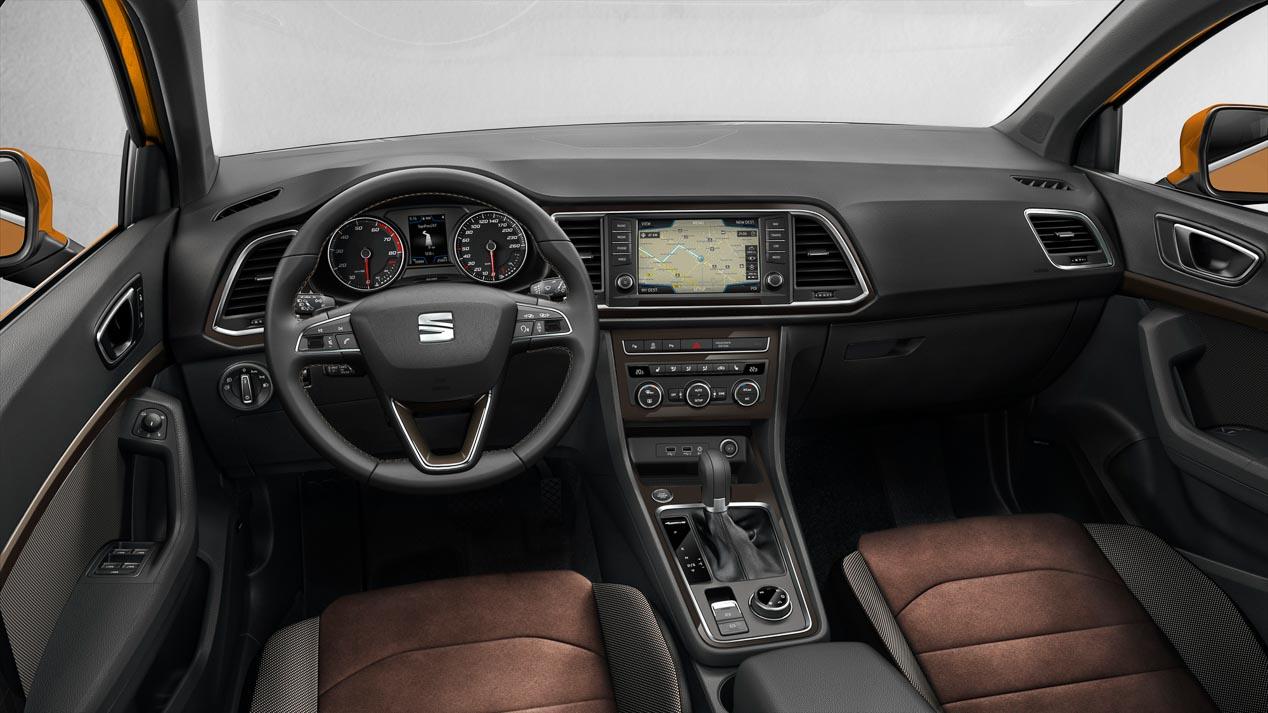 Seat Ateca 2.0 TDi 4Drive, tope de gama del SUV de Seat