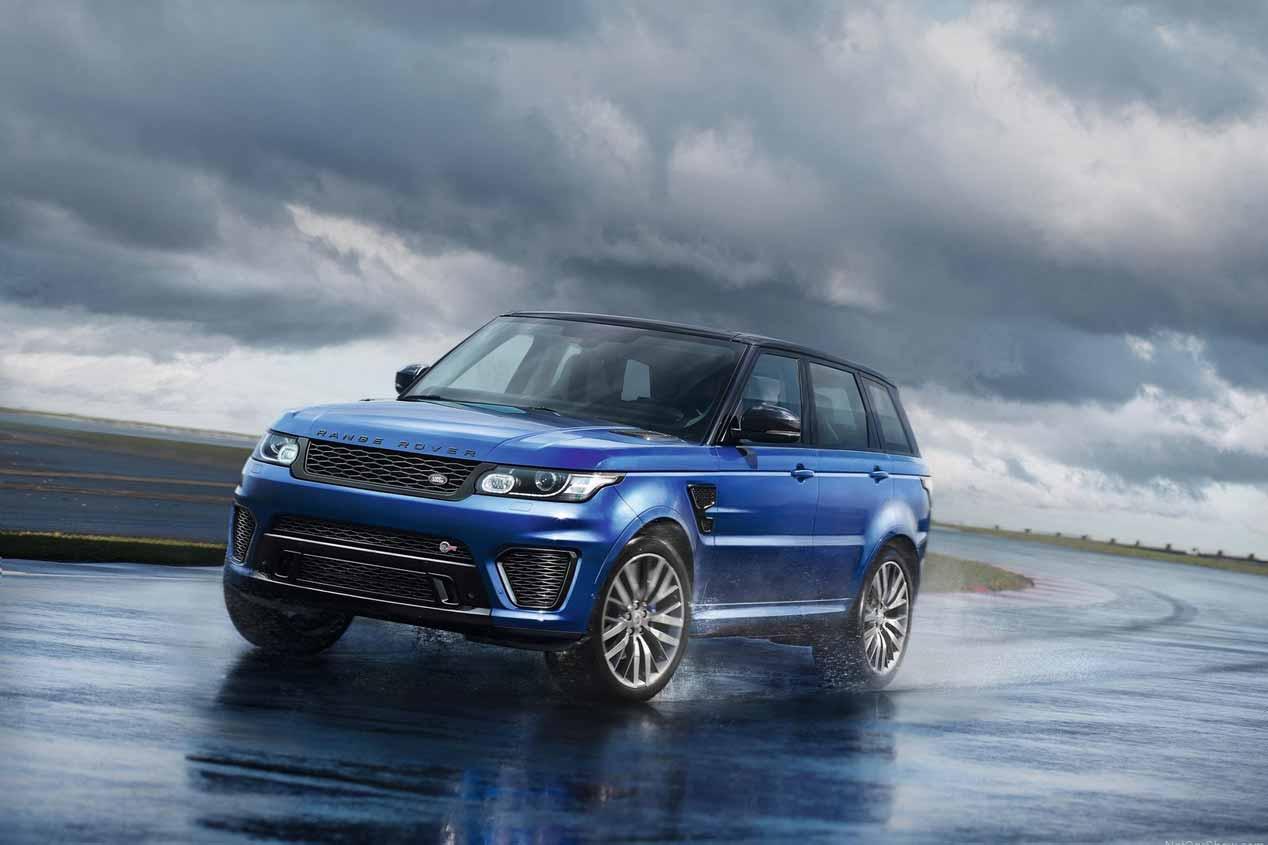 El futuro de Jaguar-Land Rover SVR, con coches eléctricos