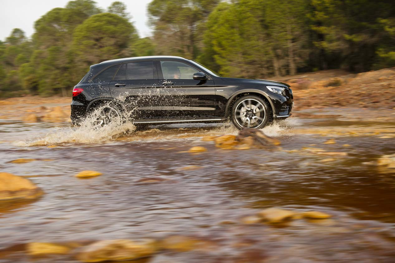 Mercedes AMG GLC63, alma de súperdeportivo con alma de SUV