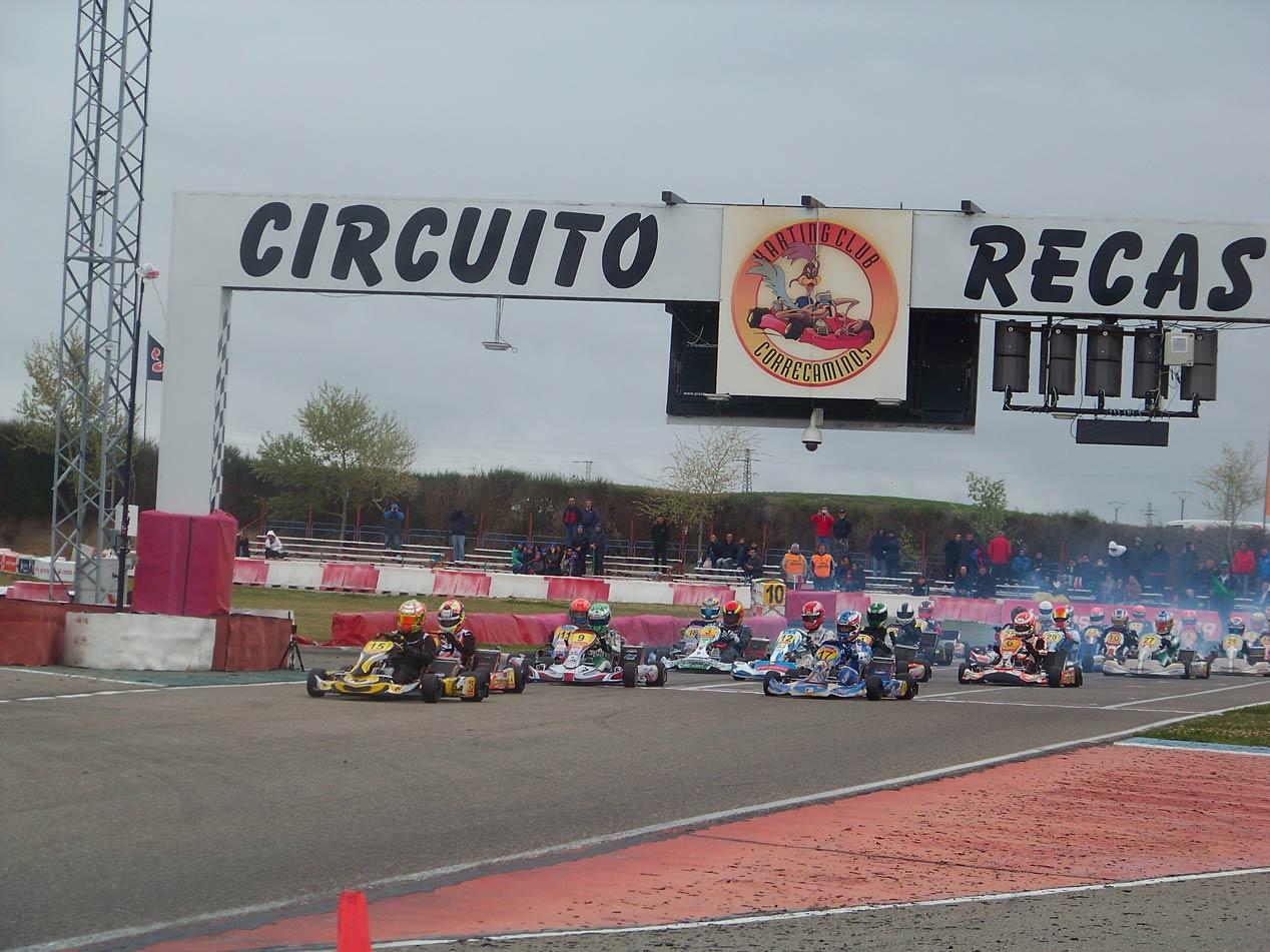 De carreras: Blancpain Sprint Series, karting,...