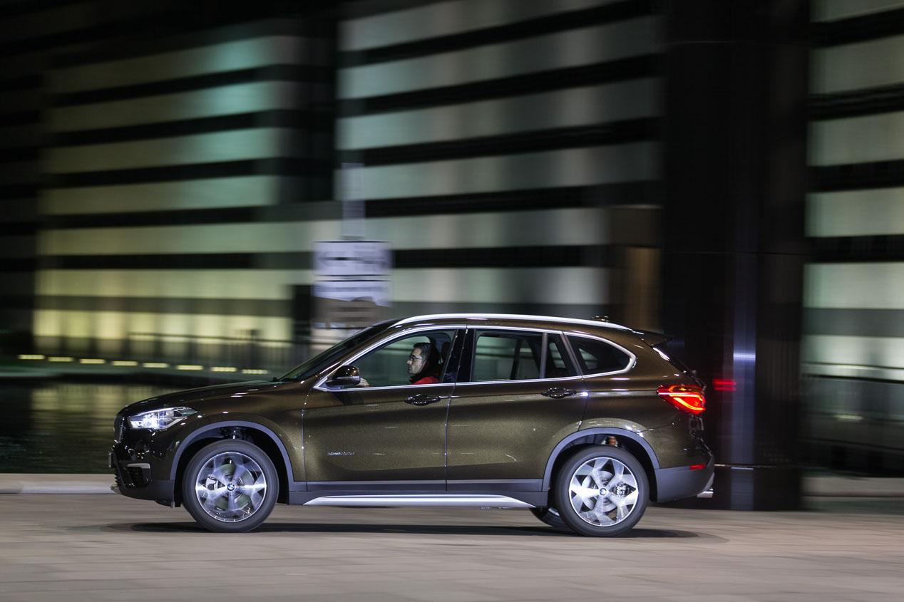 Comparativa BMW X1 y Range Rover Evoque
