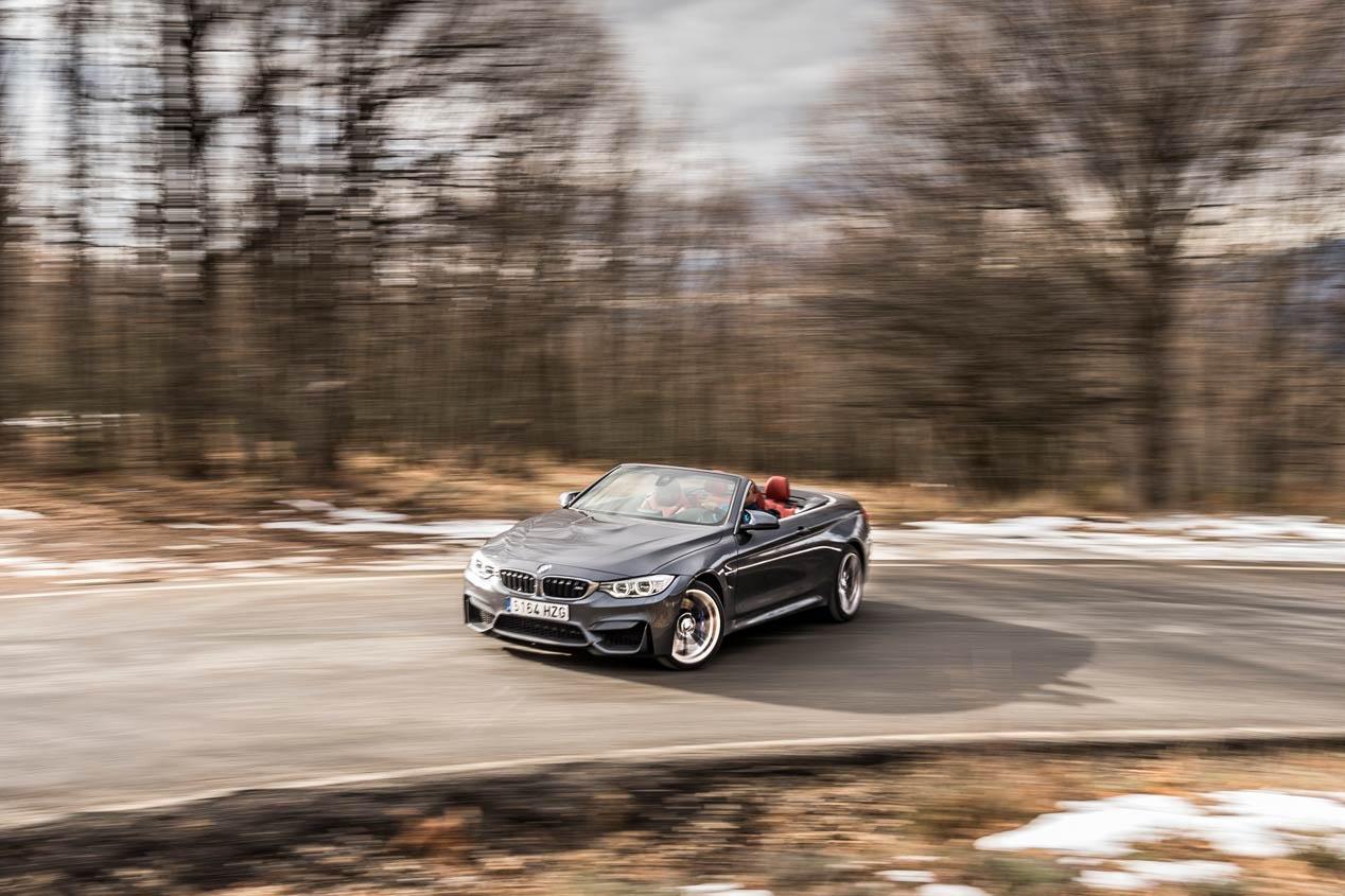 BMW M4 Cabrio, el nuevo capricho de David Hasselhoff