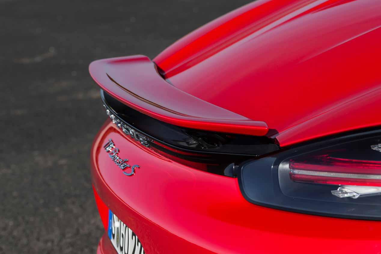 Probamos el nuevo Porsche 718 Boxster