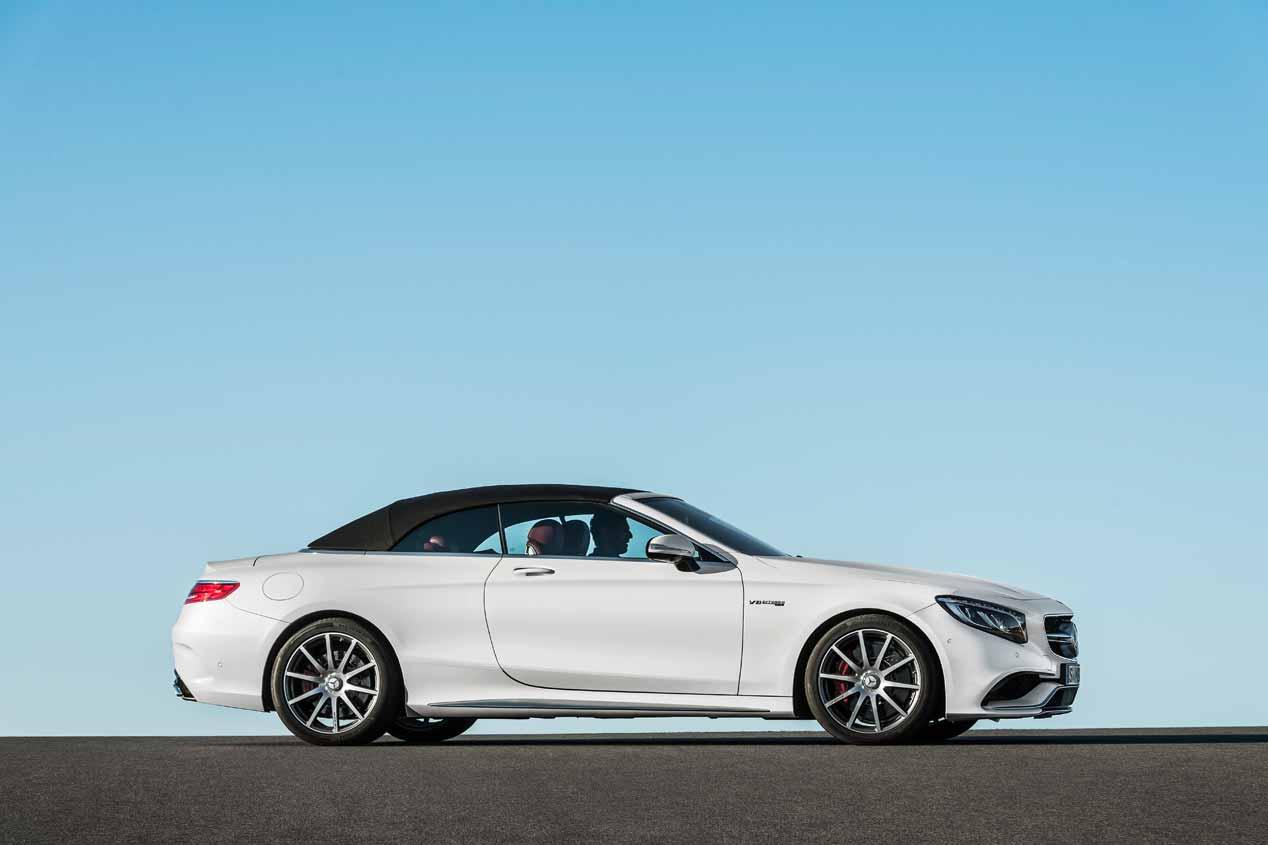 Mercedes Clase S Cabriolet, imágenes de nuestra prueba