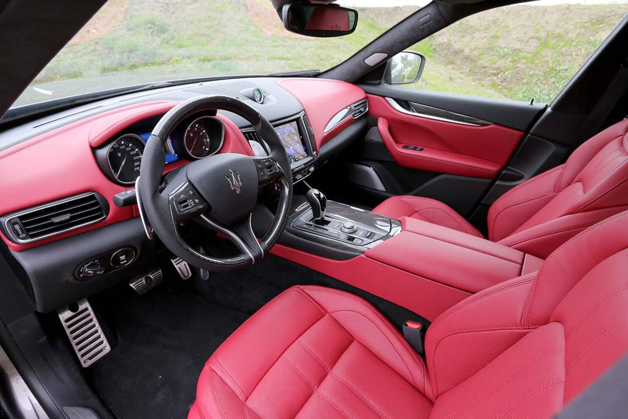 Maserati Levante, un SUV muy exclusivo, lujoso y deportivo