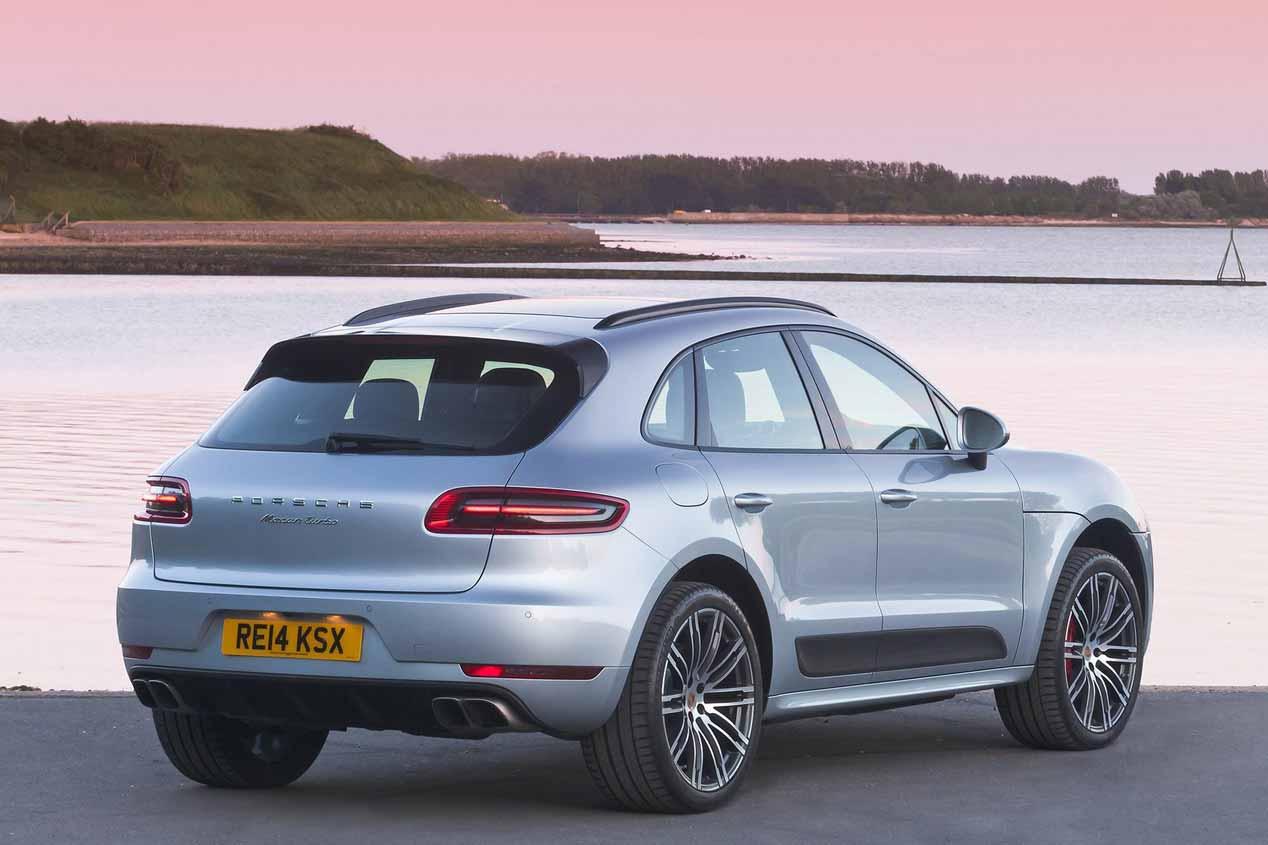 Zotye SR8: el Porsche Macan ya tiene clon