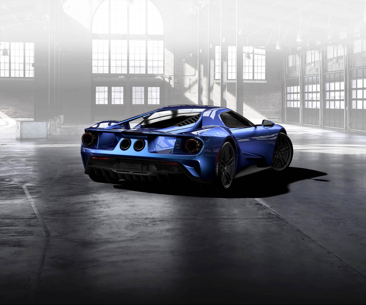 Ford GT: configurador